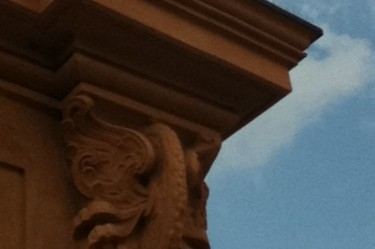 Decorations and cornices